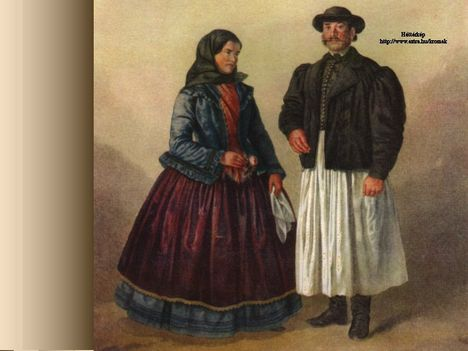 18.-19. századi magyar viseletek 16