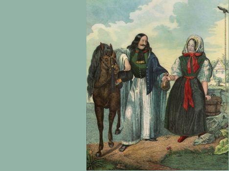 18.-19. századi magyar viseletek 1