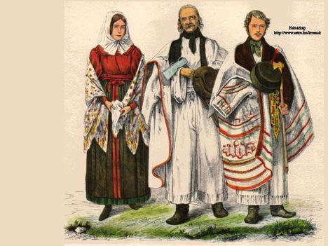 18.-19. századi magyar viseletek 24