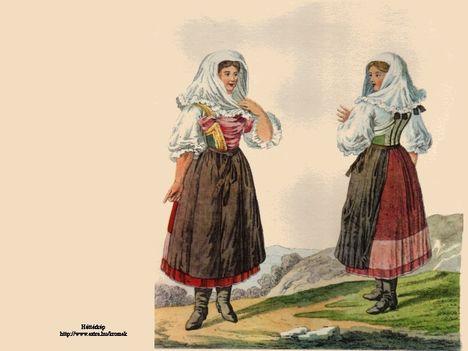 18.-19. századi magyar viseletek 6