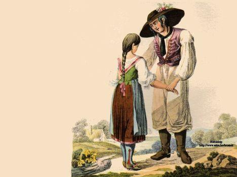 18.-19. századi magyar viseletek 7