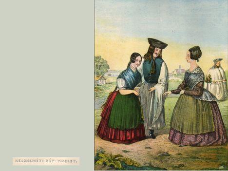 18.-19. századi magyar viseletek 8