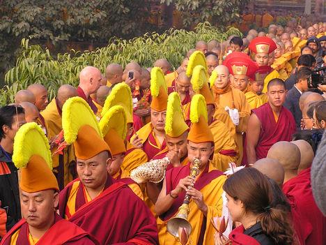 Karmapa 2006 decemberében
