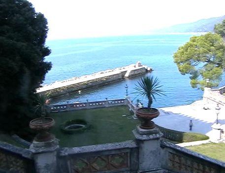 Miramare, kastély ahol Sissi sokat nyaralt. Videóból vágva. 4
