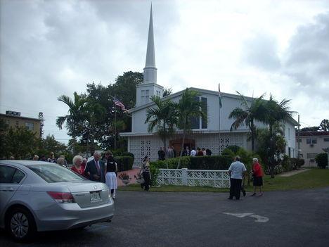 magyar templom Miamiban