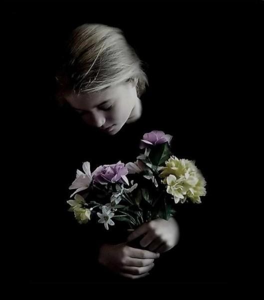 bánat virágai