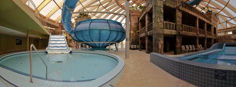 Aquaworld belső