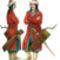 IX-X századi viselet