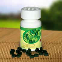 Spirulina tabletta