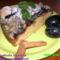 Szilvás lepény mákos morzsával