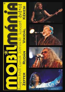 MOBILMÁNIA DVD