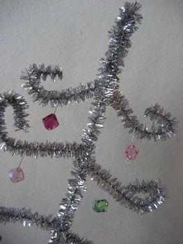 stilizált karácsonyfa