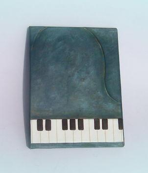 zongora - mappa