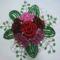 Mini-rózsacsokor