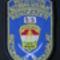 REBISZ, Repülőtéri Biztonsági Szolgálat (hímzett)