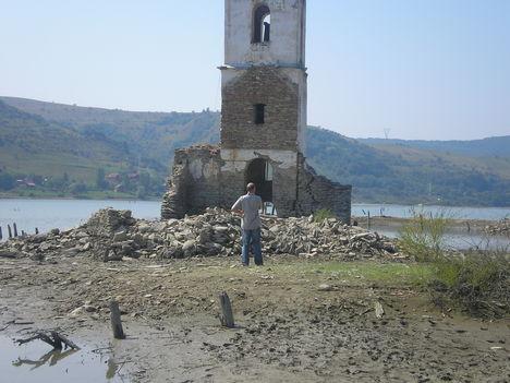 Bözödújfalu temploma  -volt