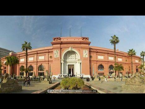 Egyiptomi Nemzeti Múzeum 1