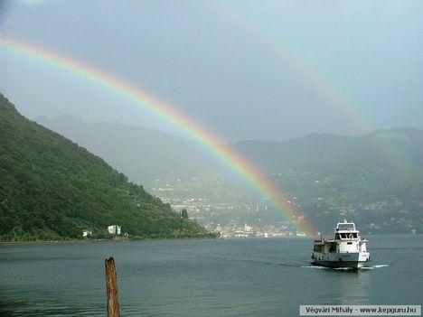 Iseo-tó-Olaszország