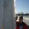 Siófok,2008.február 17. A jeges Balaton