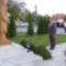 Tisztelgés a Pesti srác szobra előtt