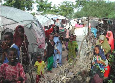 somáliai menekültek