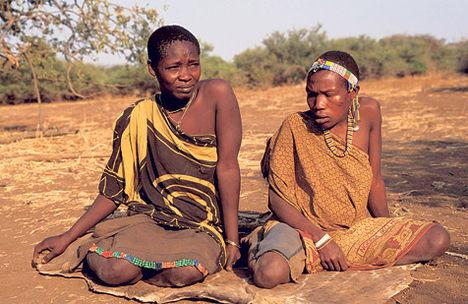 Tanzániai nyomor