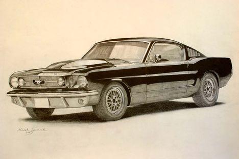 Ford_Mustang_háttérkép