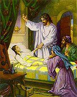 Jézus a gyógyító!