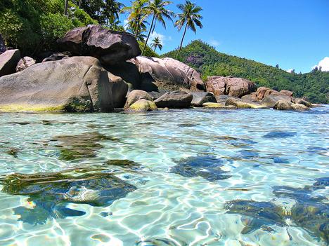 Seyshell-szigetek, a romantikusok találkozóhelye