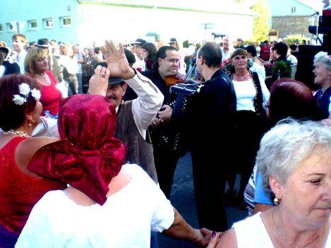 Szüreti felvonulás - Drégelypalánk