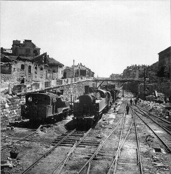 1945 - Déli Pályaudvar