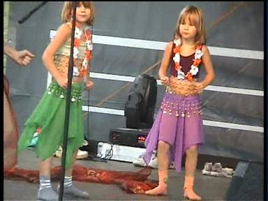Fellépés Aloha Lilo & Stich 20