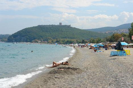Panteleimonas Beach (Hotel Afroditi) 2