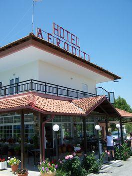Panteleimonas Beach (Hotel Afroditi) 6