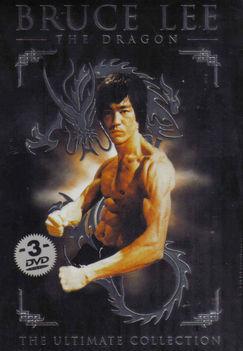 BRUCE LEE - 3 DVD PACK