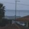 Kilátás este felé az Ilios ház tetejéről