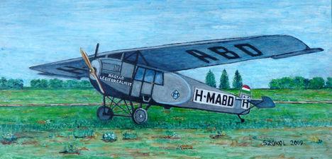 Fokker F III