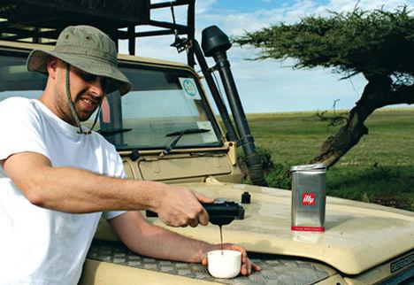 safari espresso