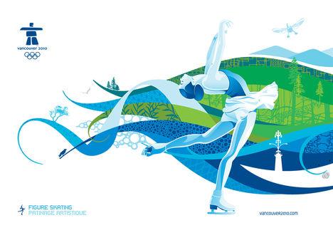 vancouver 2010 téli olimpia háttérkép 7
