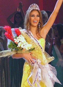 Dayana Mendoza, 2008 legszebbje