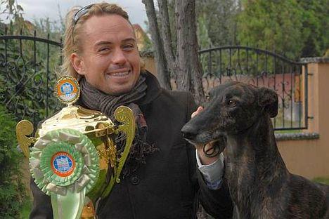 Magyar kutya lett a világ legszebb agara