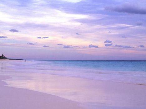 Pink Sands, Harbour-sziget, a legszebb strand