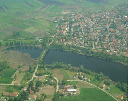 Cibakháza.  Fotó: Sallai Zoltán Hortobágyi Nemzeti Park.