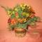 Asztali száraz virágból 3