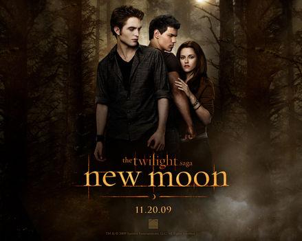 twilight -new moon wallpaper 1280x1024