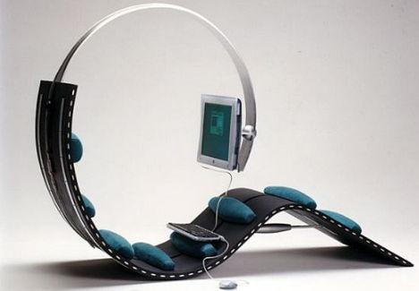 ergonomikus munkaállomás
