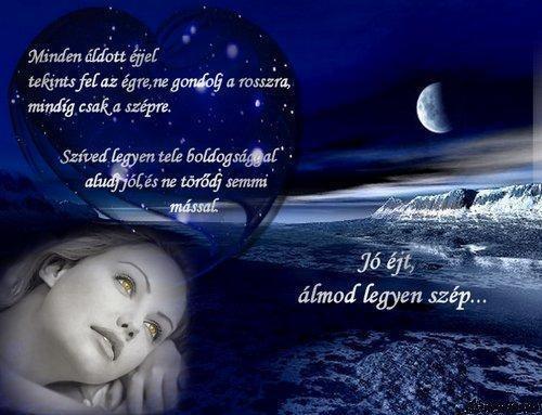 jó éjszakát idézetek képekkel Idézetek képekkel: Jó éjt (kép)
