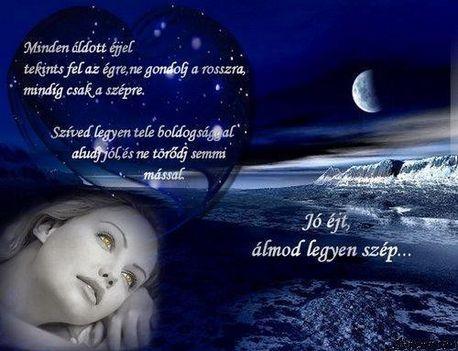 Jó éjt...