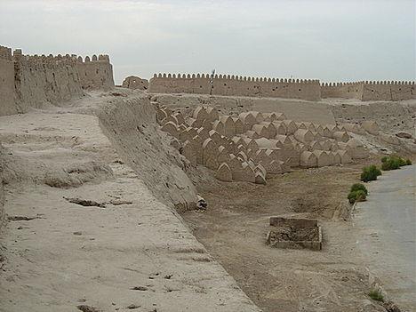 Kunya Ark erőd