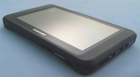 Samsung NP -Q1EX
